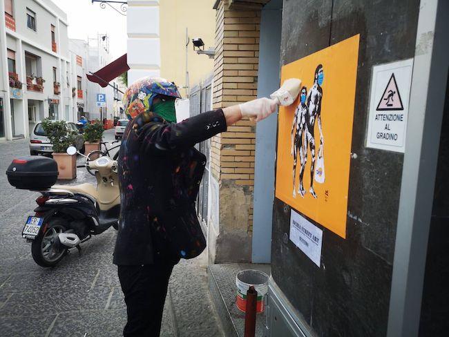 street art file print