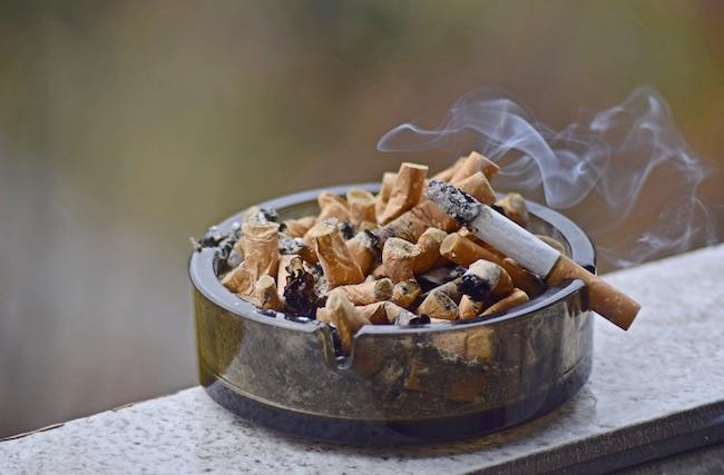 tabacco dipendenza