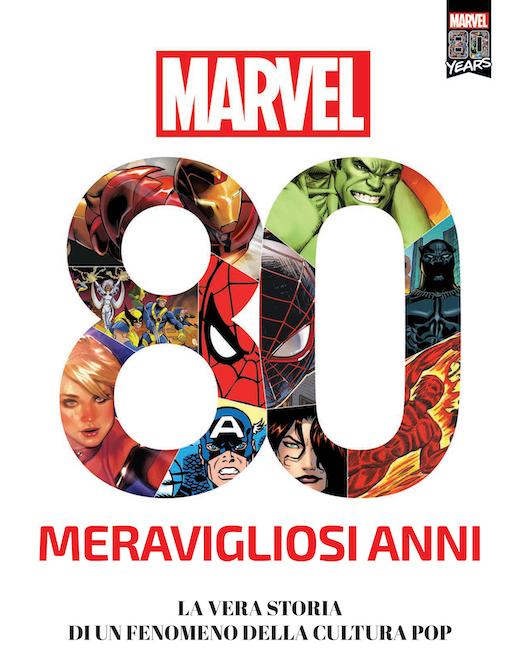 80 meravigliosi anni cover