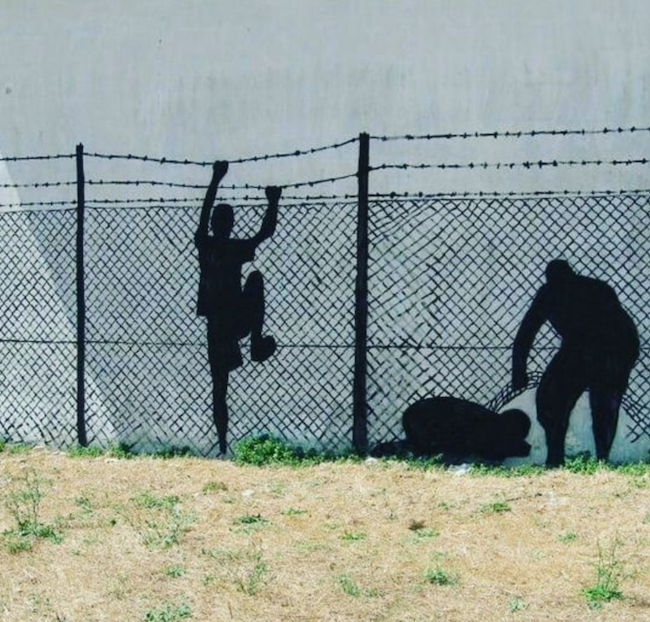 Black lives matter, parola di Chekos'art