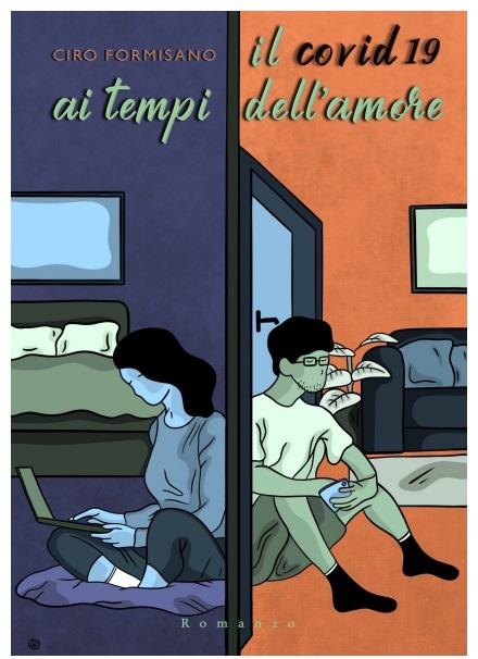 copertina libro il covid-19 ai tempi dell'amore