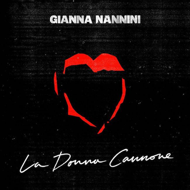nannini donna cannone cover