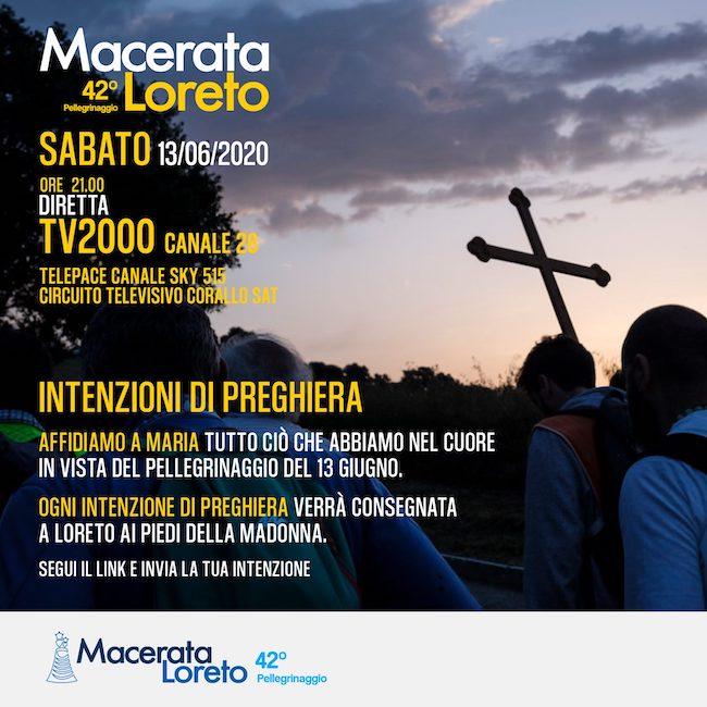 pellegrinaggio macerata-loreto 2020