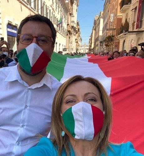 Comunali, Meloni scrive a Salvini: 'Mai veti da FdI, ora vertice'