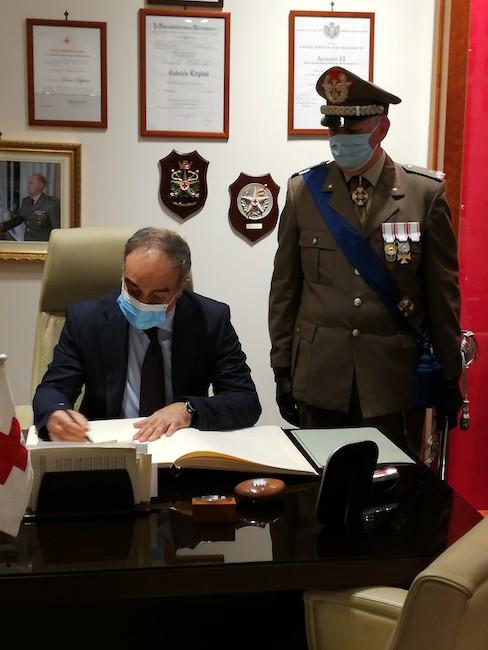 sottosegretario calvisi generale lupini
