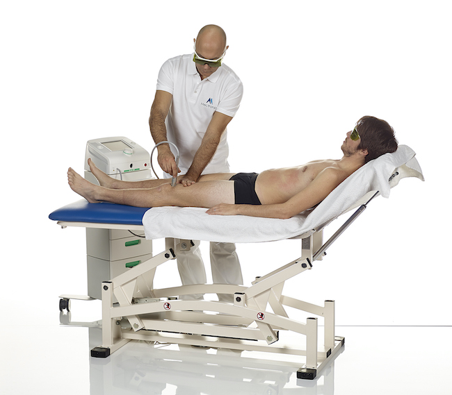 trattamento ginocchio
