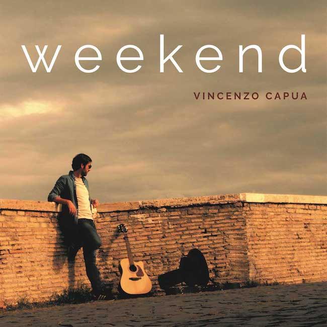 vincenzo capua weekend copertina singolo