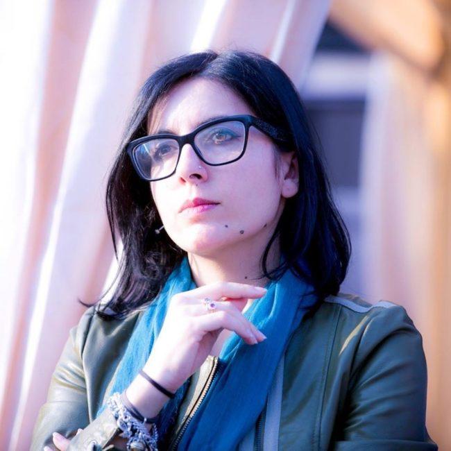 """La ministra Fabiana Dadone all'evento """"Educazione, formazione, lavoro"""""""