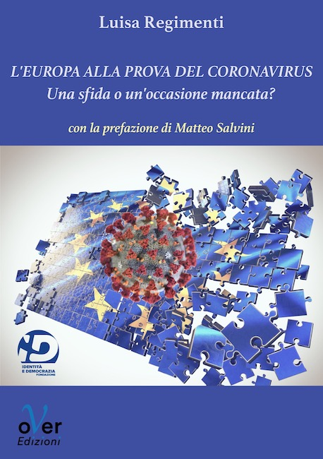 copertina libro Regimenti L'Europa alla prova del Coronavirus