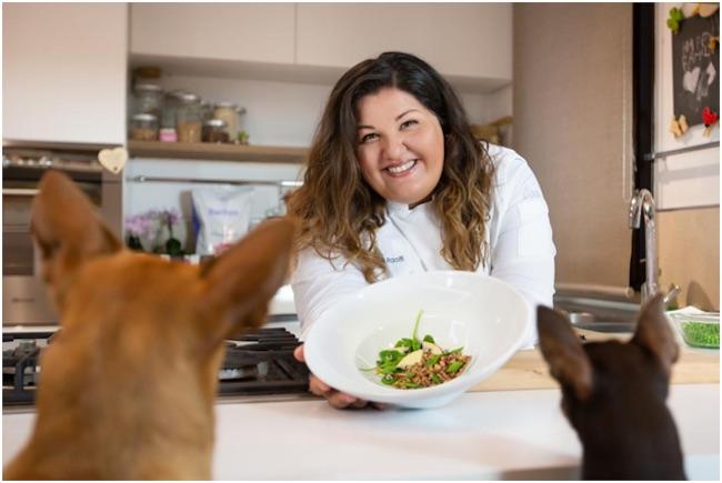 cucina per cani