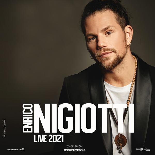 enrico nigiotti tour 2021
