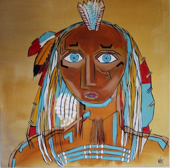 Mon grand père indien Tatunka
