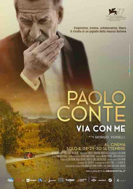 paolo conte poster