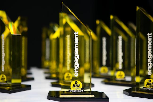 premio touchpoint awards