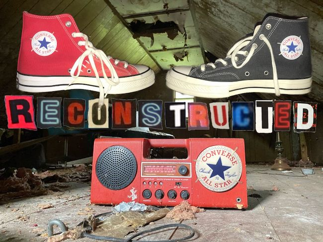 reconstructed converse