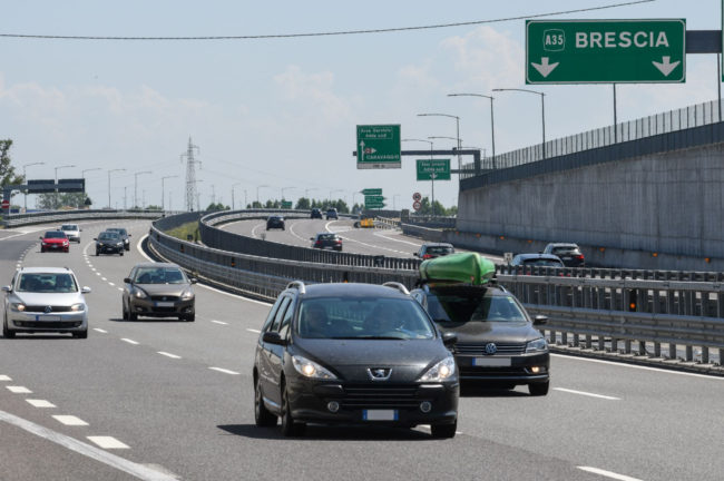 Autostrada A35 Brescia Bergamo Milano