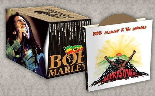 bob marley album