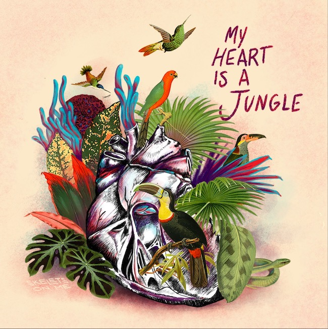 cover my heart is a jungle