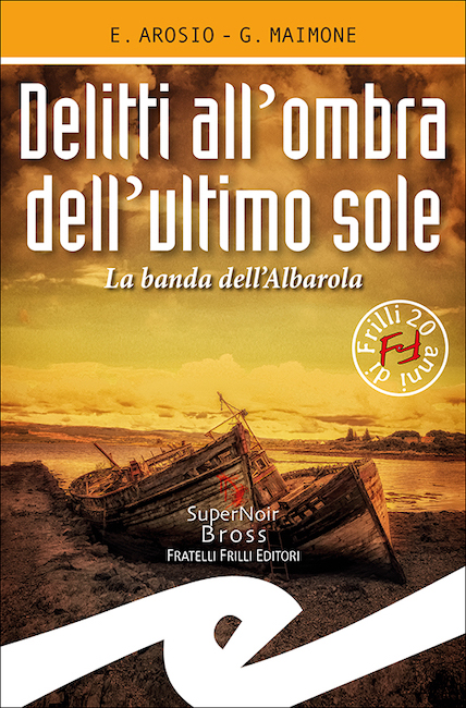 Delitti all'ombra dell'ultimo sole cover