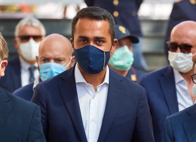 """Di Maio esulta: """"L'export italiano continua a correre"""""""