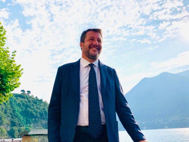 Salvini insiste