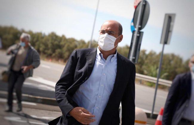 """Tragedia di Ardea, Zingaretti: """"Oggi è una giornata molto triste"""""""