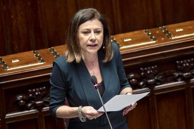 """Paola De Micheli: """"Gualtieri sarà un grande sindaco di Roma"""""""