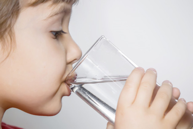 acqua scuola