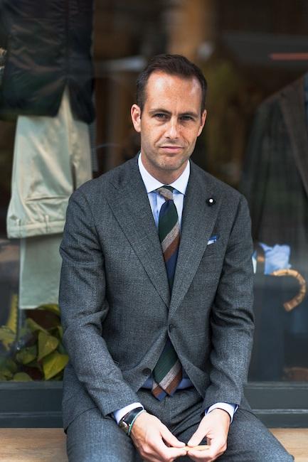 big cravatte milano