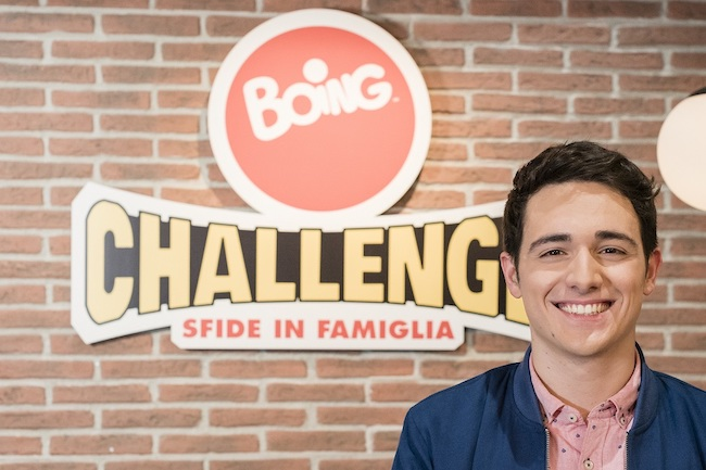 boing challenge Tommaso Cassissa