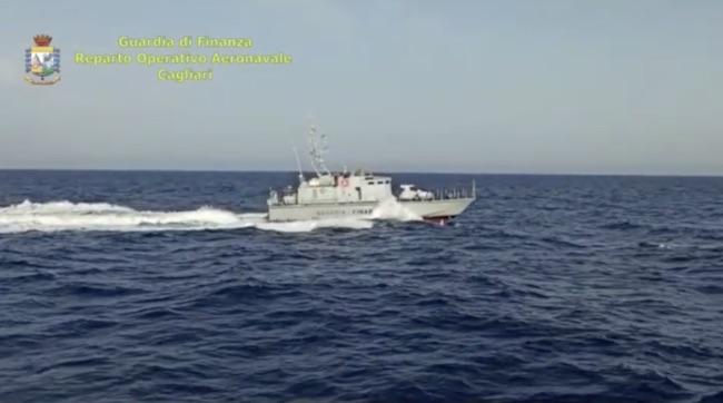 Evasione fiscale, yacht e barche a vela di lusso scoperte dalla GdF