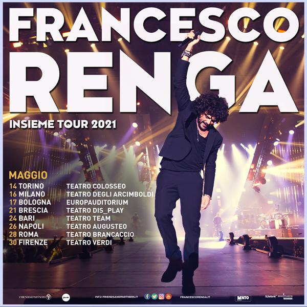 renga tour 2021