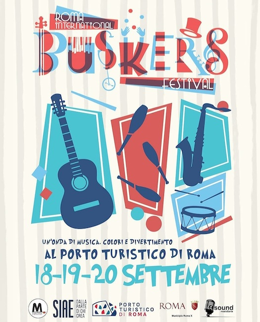 roma buskers festival 2020