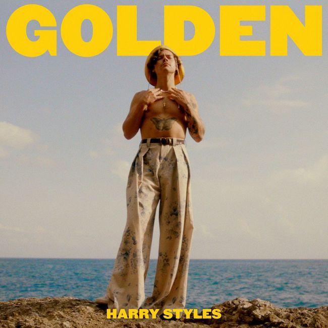 golden cover