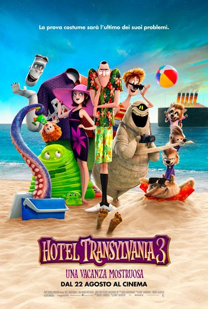 locandina hotel transylvania 3 una vacanza mostruosa