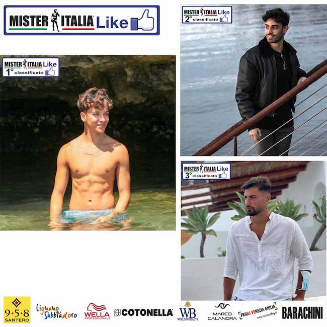 mister italia like winners