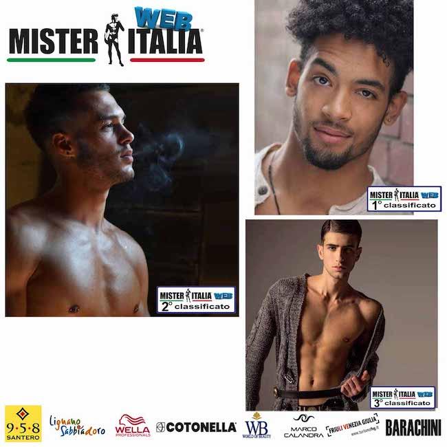 mister italia web winner