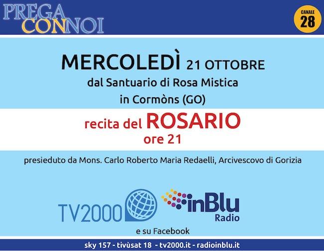 rosario 21 ottobre 2020