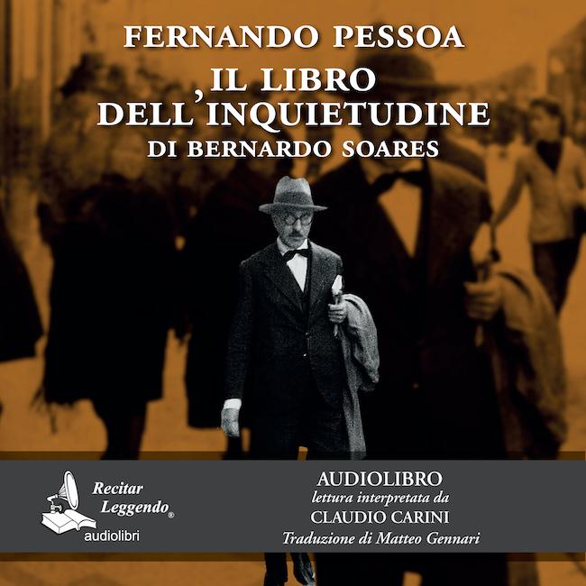 Il libro dell'inquietudine di Fernando Pessoa in due formati