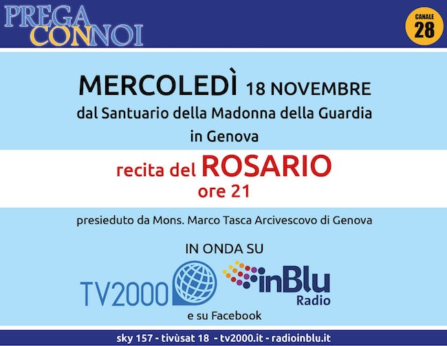 rosario 18 novembre 2020