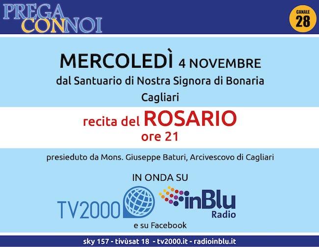 rosario cagliari 4 novembre 2020