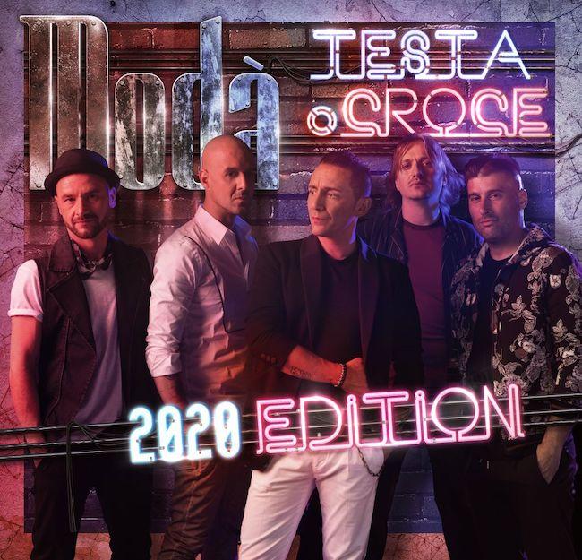 Testo o croce 2020 edition Modà