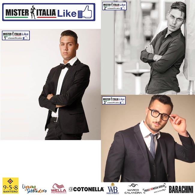 winners mr italia like
