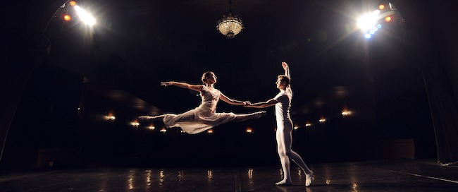 ballerini a teatro
