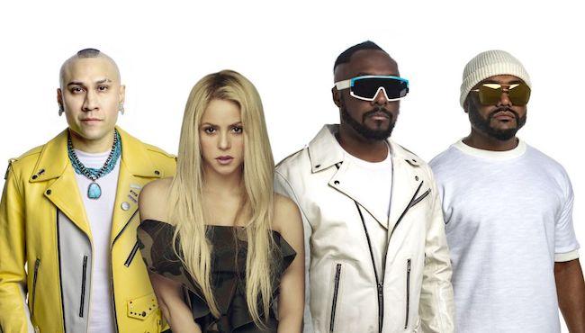 Black Eyed Peas e Shakira