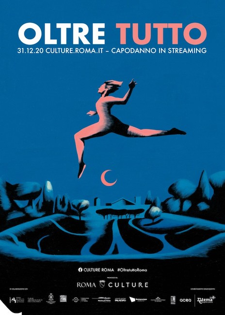 Capodanno 2021 a Roma con oltre tutto