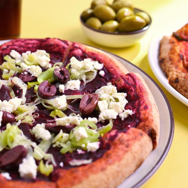 pizza viola
