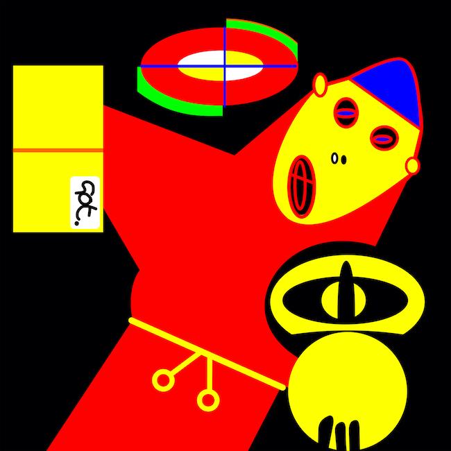 il monaco marius ashblow
