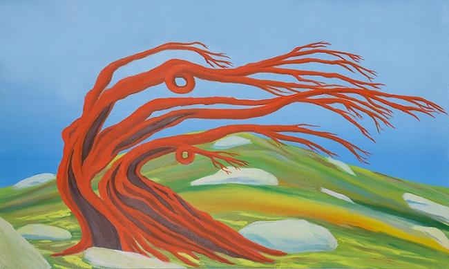 vento rosso sergio acerbi