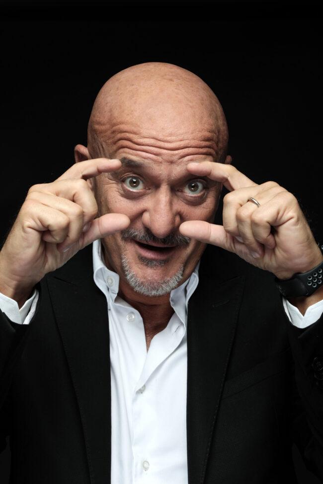 Al Teatro degli Arcimboldi di Milano torna 'Zelig' con Claudio Bisio e Vanessa Incontrada